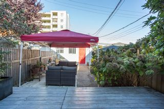 Photo 23: 637 E PENDER Street in Vancouver: Strathcona 1/2 Duplex for sale (Vancouver East)  : MLS®# R2512488