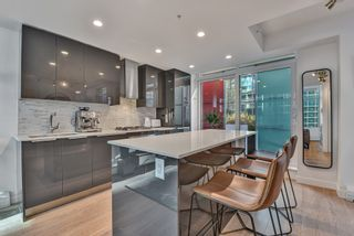 """Photo 7: 515 1283 HOWE Street in Vancouver: Downtown VW Townhouse for sale in """"TATE"""" (Vancouver West)  : MLS®# R2583102"""