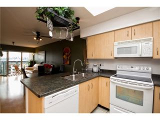 """Photo 4: # 418 332 LONSDALE AV in North Vancouver: Lower Lonsdale Condo for sale in """"The Calypso"""" : MLS®# V1010793"""