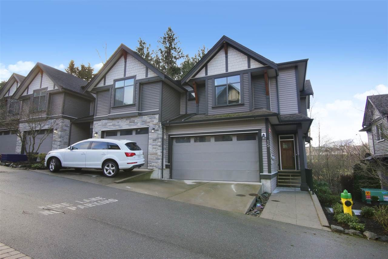 """Main Photo: 15 5756 PROMONTORY Road in Chilliwack: Promontory Townhouse for sale in """"THE RIDGE"""" (Sardis)  : MLS®# R2530564"""