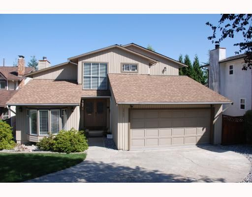 """Main Photo: 2942 KEETS Drive in Coquitlam: Ranch Park House for sale in """"RANCH PARK"""" : MLS®# V784751"""