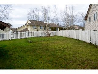 """Photo 20: 3291 NADEAU Place in Abbotsford: Abbotsford West House for sale in """"TOWLINE"""" : MLS®# F1432917"""