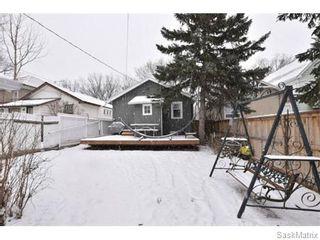 Photo 41: 2314 ELPHINSTONE Street in Regina: Cathedral Single Family Dwelling for sale (Regina Area 03)  : MLS®# 558452