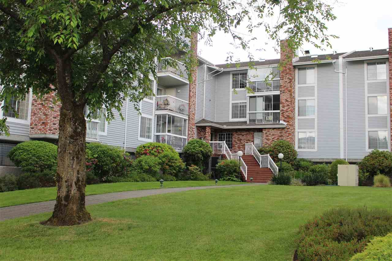"""Main Photo: 219 5379 205 Street in Langley: Langley City Condo for sale in """"Heritage Manor"""" : MLS®# R2074037"""