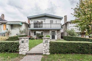 Photo 1: 7380 SHERBROOKE Street in Vancouver: South Vancouver House for sale (Vancouver East)  : MLS®# R2007333