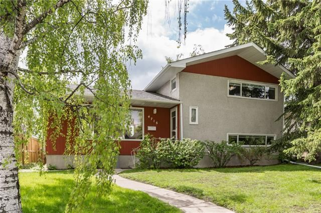 Main Photo: 4715 29 Avenue SW in Calgary: Glenbrook Detached for sale : MLS®# C4302989