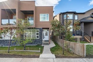 Main Photo: 1 4515 Bowness Road NW in Calgary: Montgomery Row/Townhouse for sale : MLS®# A1147096