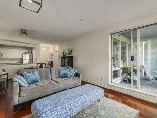 """Photo 13: 104 1990 E KENT AVENUE SOUTH in Vancouver: South Marine Condo for sale in """"Harbour House at Tugboat Landing"""" (Vancouver East)  : MLS®# R2607315"""