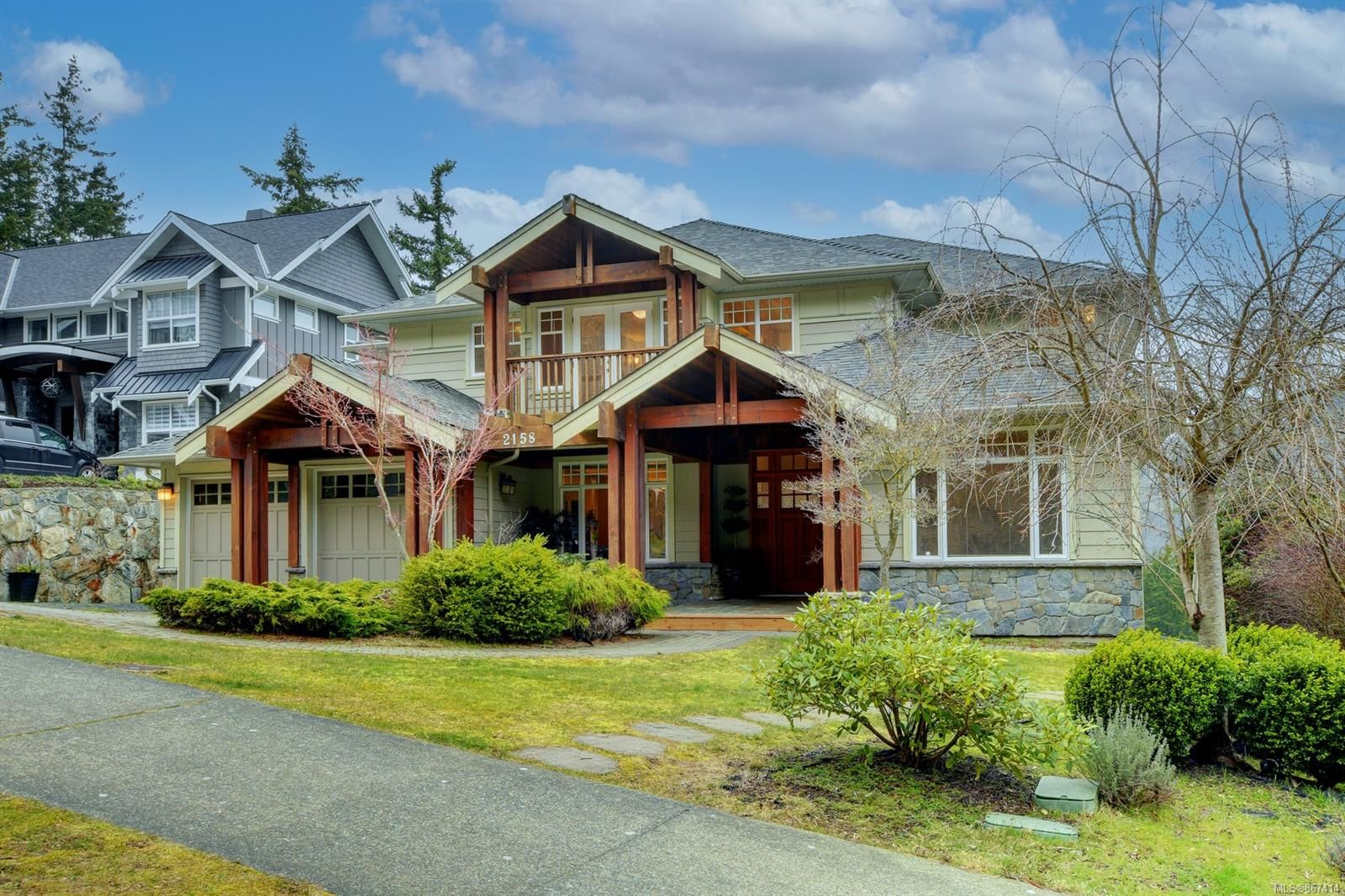 Main Photo: 2158 Nicklaus Dr in : La Bear Mountain House for sale (Langford)  : MLS®# 867414
