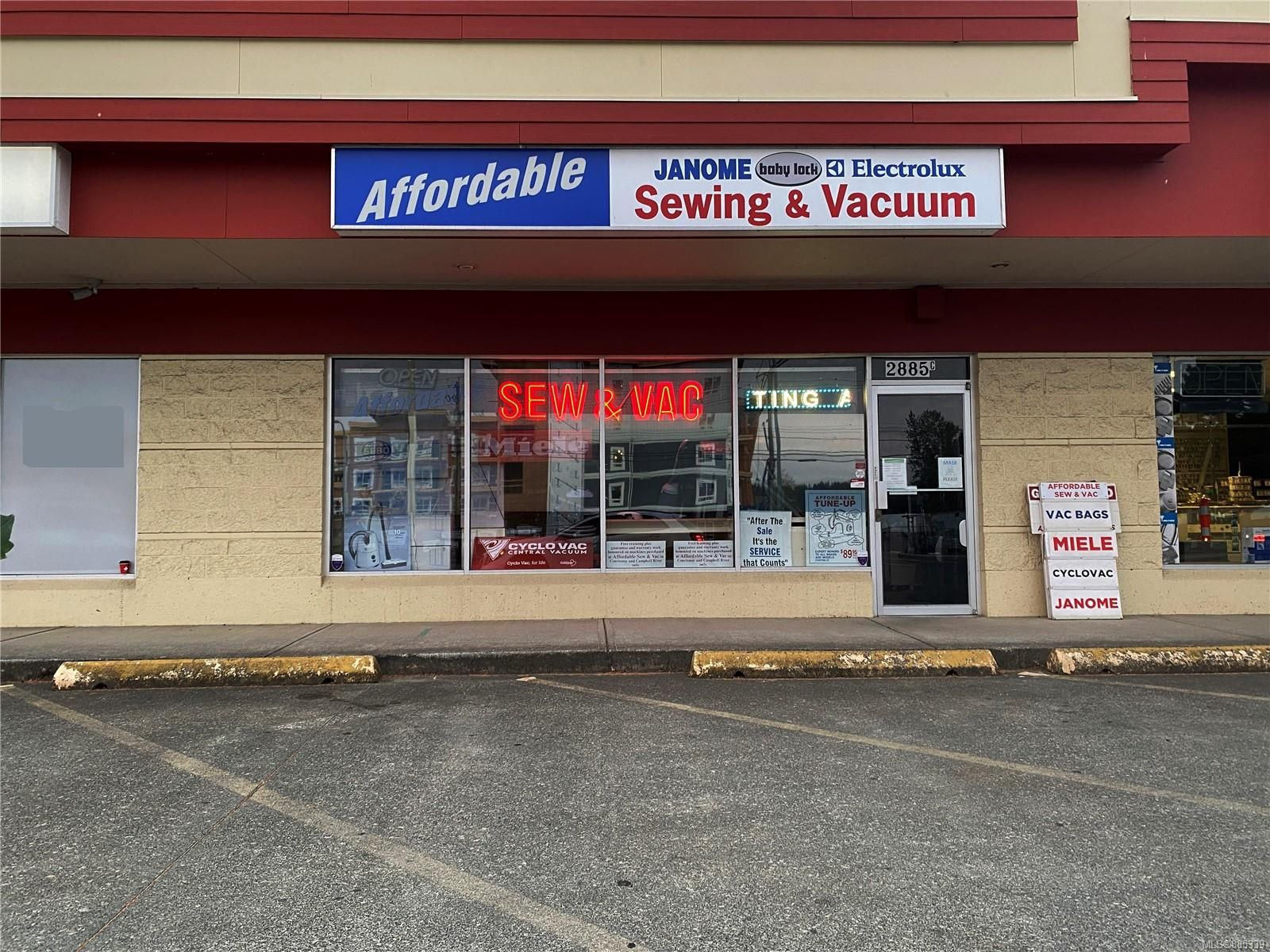 Main Photo: 3 2885 Cliffe Ave in : CV Courtenay City Business for sale (Comox Valley)  : MLS®# 885339