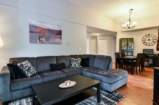 """Photo 7: 335 19528 FRASER Highway in Surrey: Cloverdale BC Condo for sale in """"THE FAIRMONT"""" (Cloverdale)  : MLS®# R2469719"""