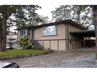 Photo 1:  in VICTORIA: SE Quadra House for sale (Saanich East)  : MLS®# 400536