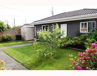 "Photo 8: 5735 SOPHIA Street in Vancouver: Main House for sale in ""MAIN STREET"" (Vancouver East)  : MLS®# V750854"