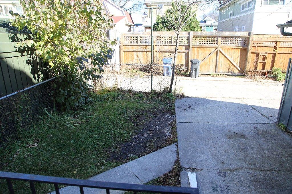 Photo 28: Photos: 87 Evanson Street in WINNIPEG: Wolseley Single Family Detached for sale (West Winnipeg)  : MLS®# 1510993