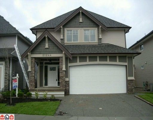 Main Photo: 21244 83A Avenue in Langley: Willoughby Heights House for sale : MLS®# F2926576