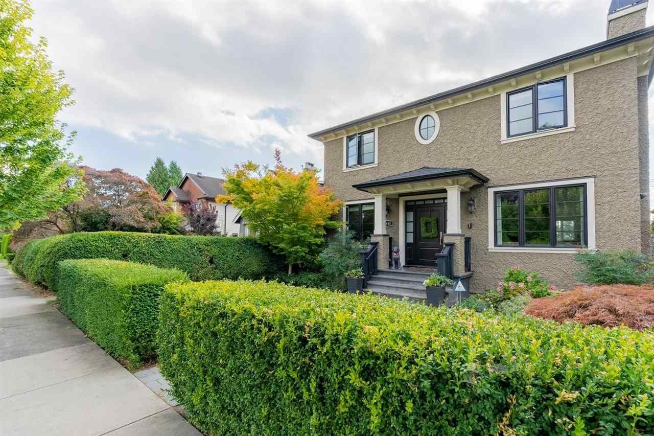 Main Photo: 7445 WEST Boulevard in Vancouver: S.W. Marine House for sale (Vancouver West)  : MLS®# R2493513