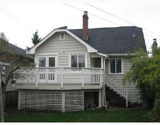 Photo 10: 3055 WATERLOO Street in Vancouver: Kitsilano House for sale (Vancouver West)  : MLS®# V745267