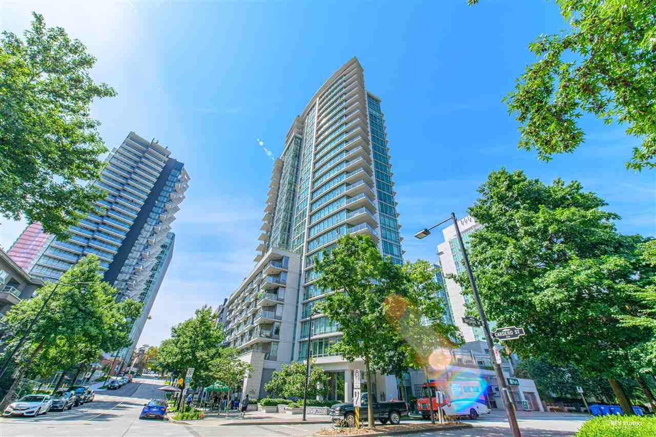 Main Photo: 1204 1616 BAYSHORE DRIVE in Vancouver: Coal Harbour Condo for sale (Vancouver West)