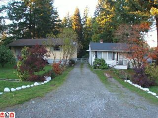 Photo 1: 13337 62ND Avenue in Surrey: Panorama Ridge House for sale : MLS®# F1028208