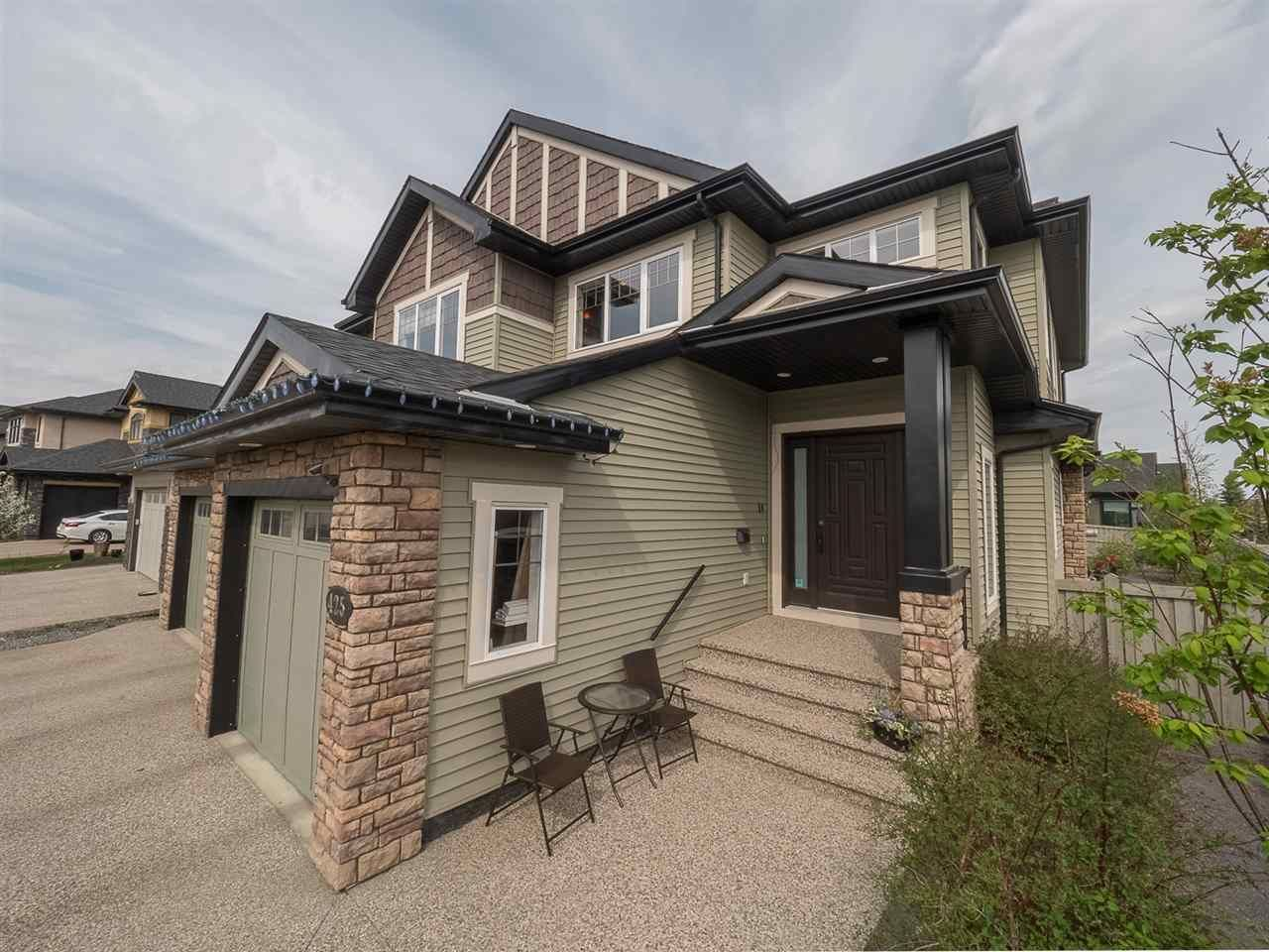 Main Photo: 425 Windermere Road in Edmonton: Zone 56 House for sale : MLS®# E4225658