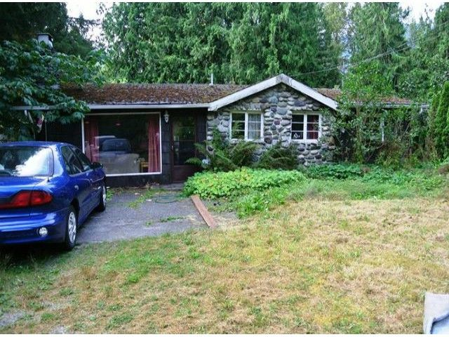 """Main Photo: 50742 O'BYRNE Road in Sardis: Chilliwack River Valley House for sale in """"SLESSE PARK"""" : MLS®# H1403528"""