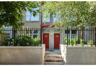 Photo 1: 112 315 24 Avenue SW in Calgary: Mission Apartment for sale : MLS®# A1107189