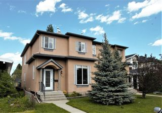 Main Photo: 532 22 Avenue NW in Calgary: Mount Pleasant Semi Detached for sale : MLS®# A1044175