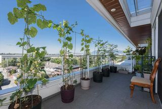 """Photo 9: PH605 4867 CAMBIE Street in Vancouver: Cambie Condo for sale in """"Elizabeth"""" (Vancouver West)  : MLS®# R2198846"""