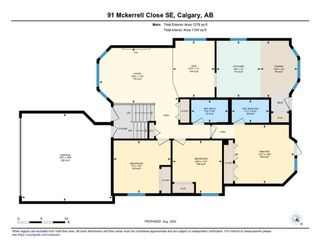 Photo 20: 91 MCKERRELL Close SE in Calgary: McKenzie Lake Detached for sale : MLS®# A1032538
