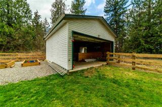 """Photo 27: 27577 84 Avenue in Langley: County Line Glen Valley House for sale in """"Glen Valley"""" : MLS®# R2575837"""