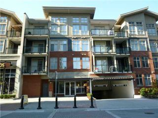 """Photo 1: 418 101 MORRISSEY Road in Port Moody: Port Moody Centre Condo for sale in """"LIBRA AT SUTERBROOK"""" : MLS®# V1056915"""