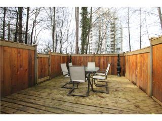 """Photo 11: 225 BALMORAL Place in Port Moody: North Shore Pt Moody Townhouse for sale in """"BALMORAL PLACE"""" : MLS®# V1050770"""