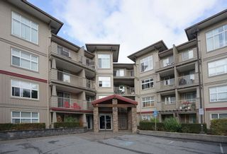 """Photo 1: 107 2515 PARK Drive in Abbotsford: Abbotsford East Condo for sale in """"Viva on Park"""" : MLS®# R2611650"""