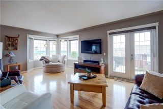 Photo 7: 5 PROMINENCE Path SW in Calgary: Patterson Semi Detached for sale : MLS®# A1061630
