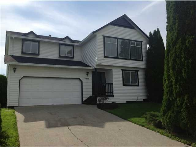 Main Photo: 22878 REID AV in Maple Ridge: East Central House for sale : MLS®# V1028587