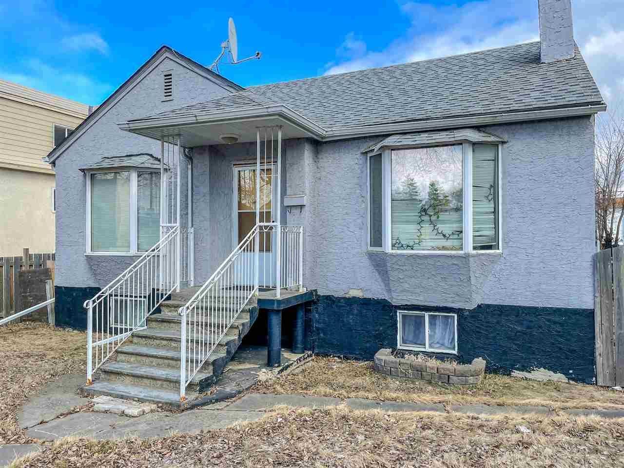 Main Photo: 10709 112 Street in Edmonton: Zone 08 House for sale : MLS®# E4236894