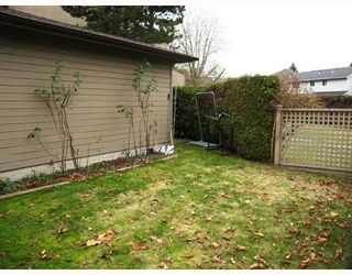 """Photo 5: 101 8040 COLONIAL Drive in Richmond: Boyd Park Townhouse for sale in """"Cherry Tree Place"""" : MLS®# V800665"""