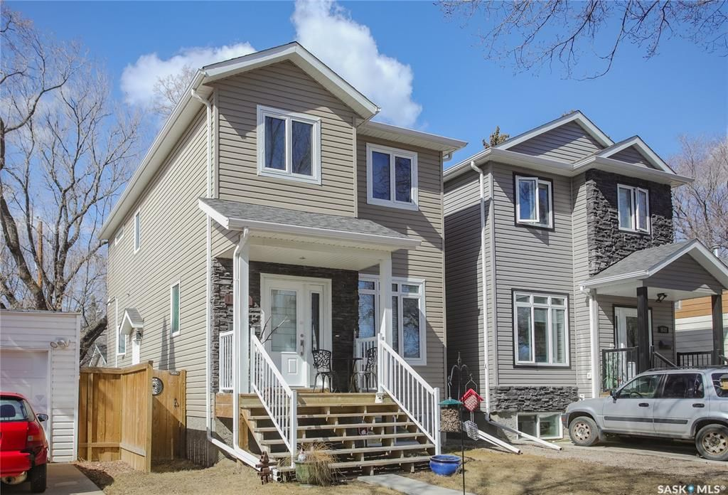 Main Photo: 1515 2nd Avenue North in Saskatoon: Kelsey/Woodlawn Residential for sale : MLS®# SK849301