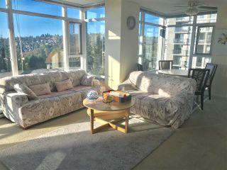 "Photo 4: 801 575 DELESTRE Avenue in Coquitlam: Coquitlam West Condo for sale in ""CORA TOWERS"" : MLS®# R2317122"