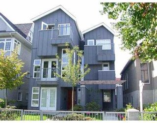 Main Photo: 508 E 7TH AV in Vancouver: Mount Pleasant VE 1/2 Duplex for sale (Vancouver East)  : MLS®# V548464