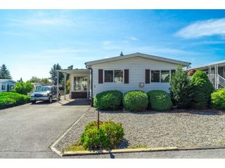 """Photo 3: 1 27111 0 Avenue in Langley: Aldergrove Langley Manufactured Home for sale in """"Pioneer Park"""" : MLS®# R2605762"""