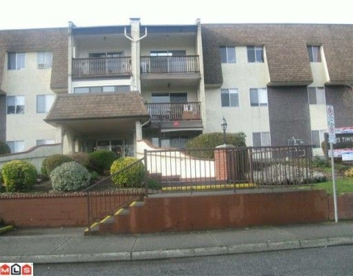 """Main Photo: 350 2821 TIMS Street in Abbotsford: Abbotsford West Condo for sale in """"Parkview Estates"""" : MLS®# F1003346"""