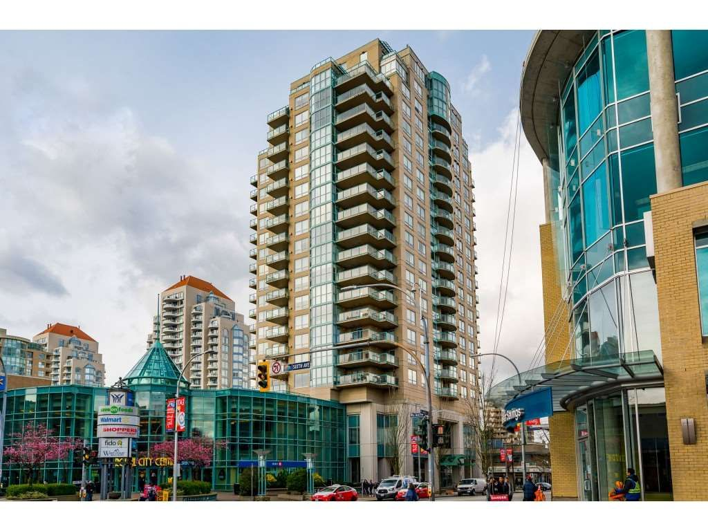 """Main Photo: 2102 612 SIXTH Street in New Westminster: Uptown NW Condo for sale in """"THE WOODWARD"""" : MLS®# R2543865"""