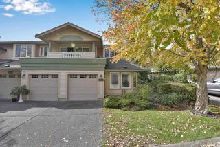 """Photo 1: 296 13888 70 Avenue in Surrey: East Newton Townhouse for sale in """"CHELSEA GARDENS"""" : MLS®# R2621747"""