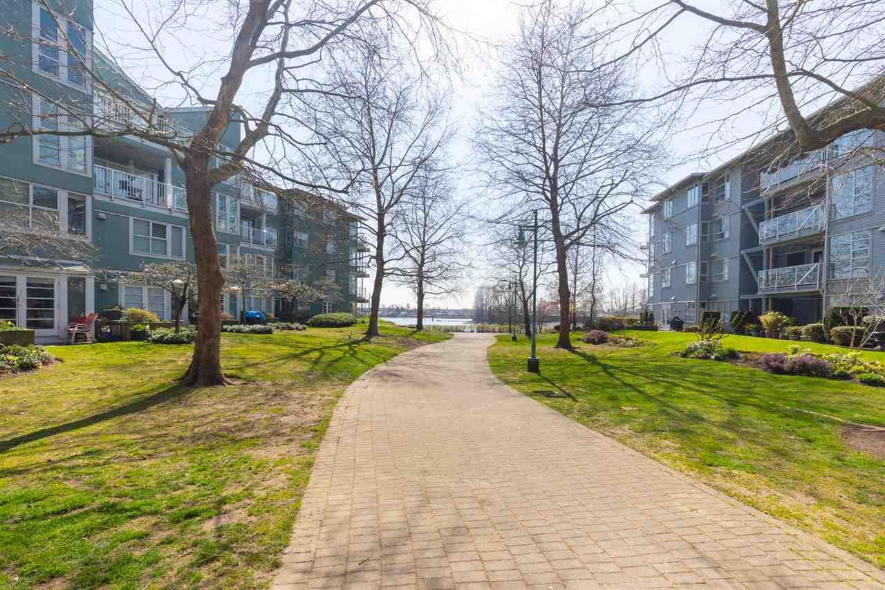 Main Photo: 208 1920 E KENT AVENUE SOUTH in Vancouver: South Marine Condo for sale (Vancouver East)  : MLS®# R2560816