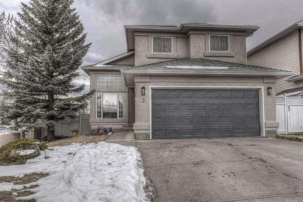 Main Photo: 3 Sierra Vista Circle SW in Calgary: Signal Hill Detached for sale : MLS®# A1051441