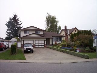 """Photo 1: 32090 ASHCROFT Drive in Abbotsford: Abbotsford West House for sale in """"FAIRFIELD ESTATES"""" : MLS®# F1310227"""