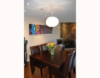 Photo 4: 1280 W 7TH Avenue in Vancouver: Fairview VW Townhouse for sale (Vancouver West)  : MLS®# V705426