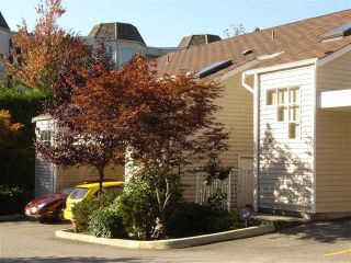 """Photo 1: 40 1235 JOHNSON Street in Coquitlam: Canyon Springs Townhouse for sale in """"CREEKSIDE PLACE"""" : MLS®# V1050979"""