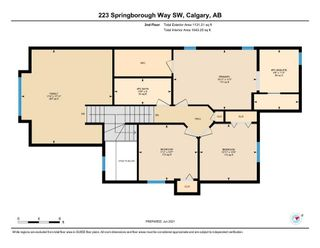 Photo 13: 223 Springborough Way SW in Calgary: Springbank Hill Detached for sale : MLS®# A1114099